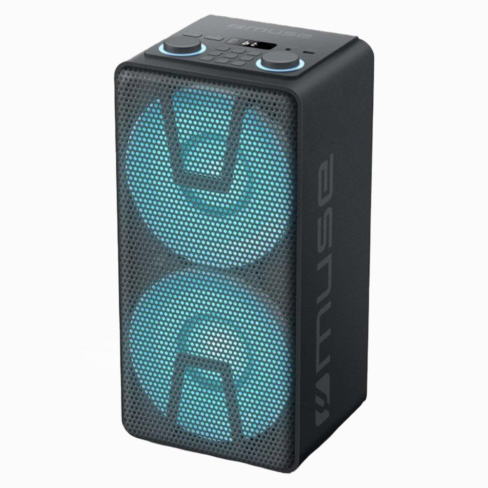 MUSE M-1805 DJ Bluetooth Partybox Højttaler 150W – Sort