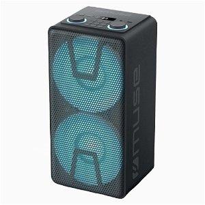 MUSE M-1805 DJ Bluetooth Partybox Højttaler  150W - Sort