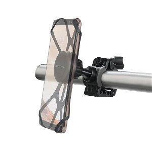 4smarts UltiMAG BIKEMAG - Universal Mobilholder Til Cykel - Sort (Maks Str. 15.8 cm)