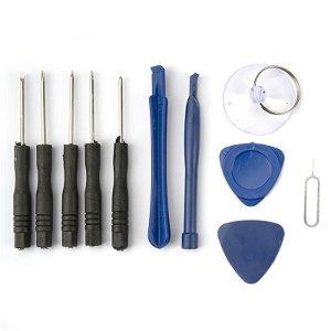 4smarts 11-i-1 Værktøjssæt til Batteriudskiftning