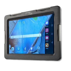 """4Smarts Universal Vandtæt Cover til Tablets 8-10.5"""" Active Pro Seashell - Maks. Tablet Str. 260 x 190 mm"""