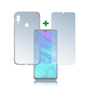 Huawei P Smart (2019) 4smarts 360⁰ Protection Set (Cover + Panserglas)