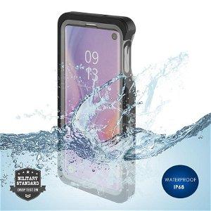 Samsung Galaxy S10e 4Smarts Active Pro STARK Cover - Sort