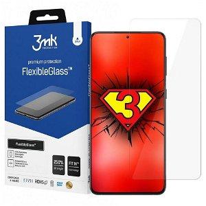 Samsung Galaxy S21 3mk FlexibleGlass - Gennemsigtig