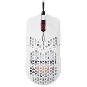 Fourze GM800 Gaming Mouse RGB - Hvid