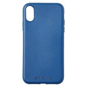 iPhone XR GreyLime 100% Plantebaseret Cover - Navy Blue - Køb et Cover & Plant et træ