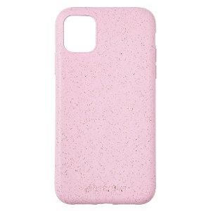 iPhone 11 GreyLime 100% Plantebaseret Cover - Pink - Køb et Cover & Plant et træ
