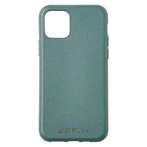 iPhone 11 Pro GreyLime 100% Plantebaseret Cover - Mørkegrøn - Køb et Cover & Plant et træ