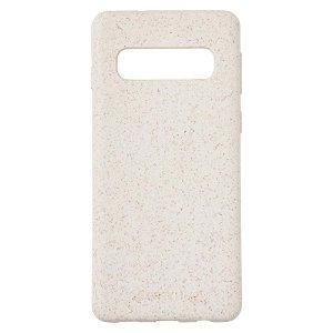 Samsung Galaxy S10+ (Plus) GreyLime 100% Plantebaseret Cover - Beige - Køb et Cover & Plant et træ