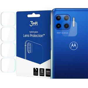 Motorola Moto G 5G Plus 3mk Kameralinse Beskyttelsesglas - 4 Stk