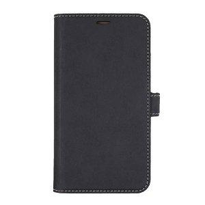 iPhone 12 Mini GEAR Onsala Eco Wallet - Nedbrydeligt Flip Cover m. Pung - Sort