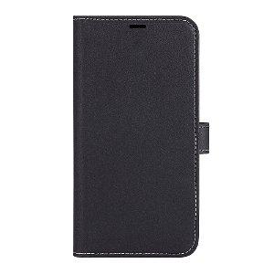 iPhone 13 Pro Max GEAR Onsala Eco Flip Cover med Pung - Nedbrydeligt - Sort
