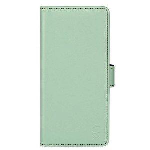 Samsung Galaxy A02s GEAR Wallet - Læder Flip Cover m. Pung - Grøn