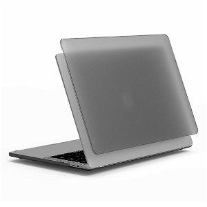 WiWU MacBook Air 13 (2020) Cover Case Gennemsigtig Sort