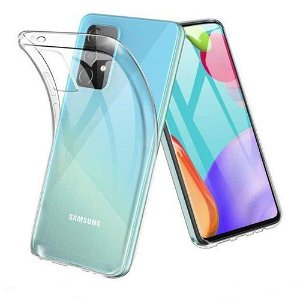 Samsung Galaxy A52s (5G) / A52 (4G / 5G) Tech-Protect FlexAir Bagside Cover - Gennemsigtig