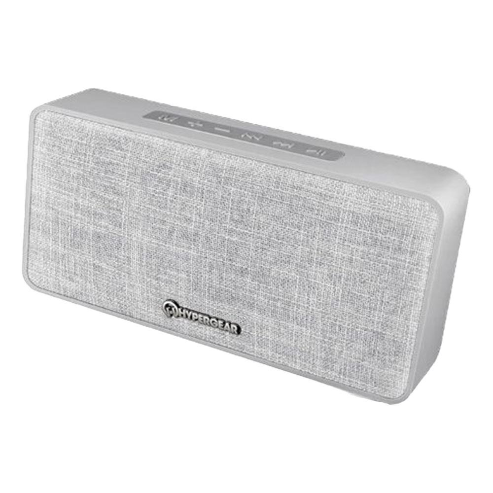 HyperGear Fabrix Bluetooth Trådløs Højtaler – Grå