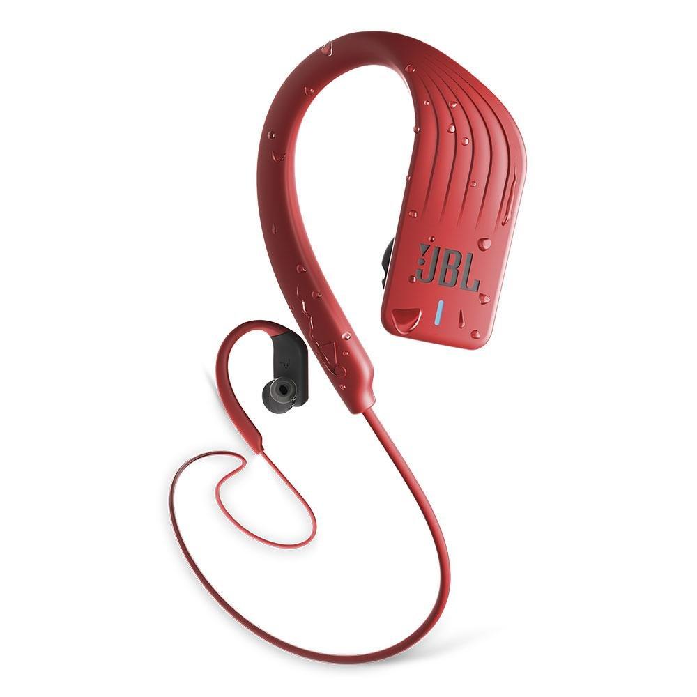 Billede af JBL EnduranceSPRINT Bluetooth Sport Headset - In-Ear - Rød