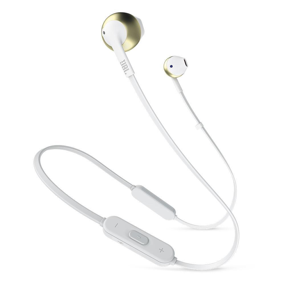 Billede af JBL TUNE 205BT Trådløst Bluetooth In-Ear Headset - Guld