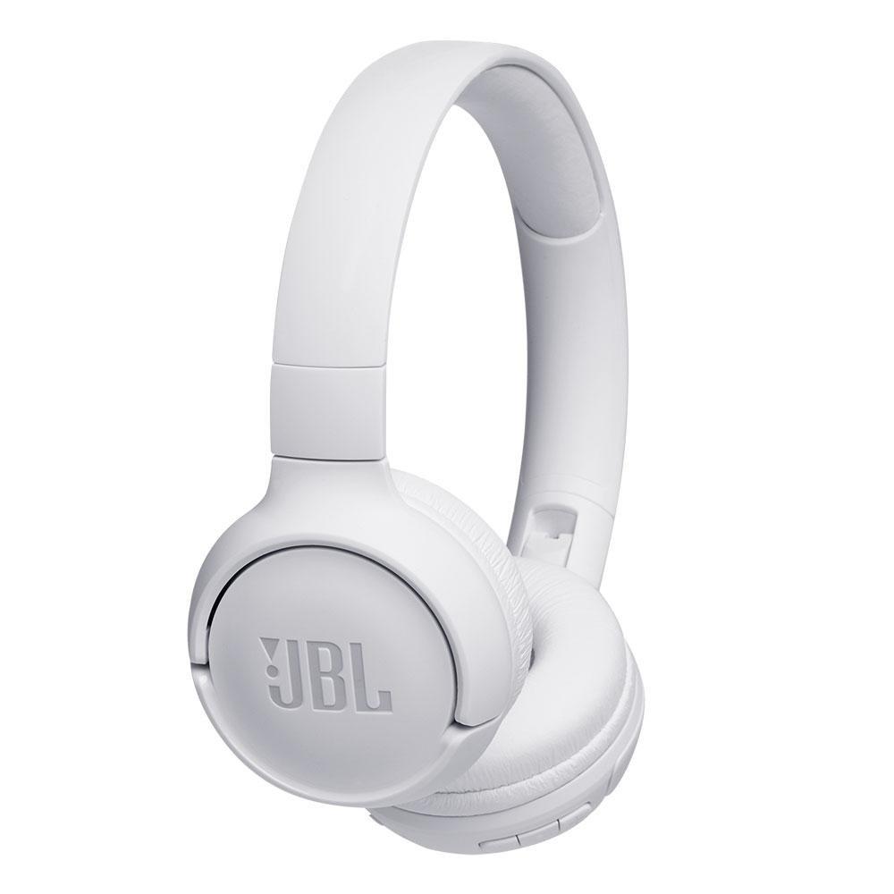Billede af JBL TUNE 500BT - Bluetooth On-Ear Hovedtelefoner - Hvid