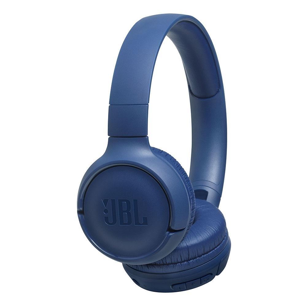 Billede af JBL TUNE 500BT - Bluetooth On-Ear Hovedtelefoner - Mørkeblå