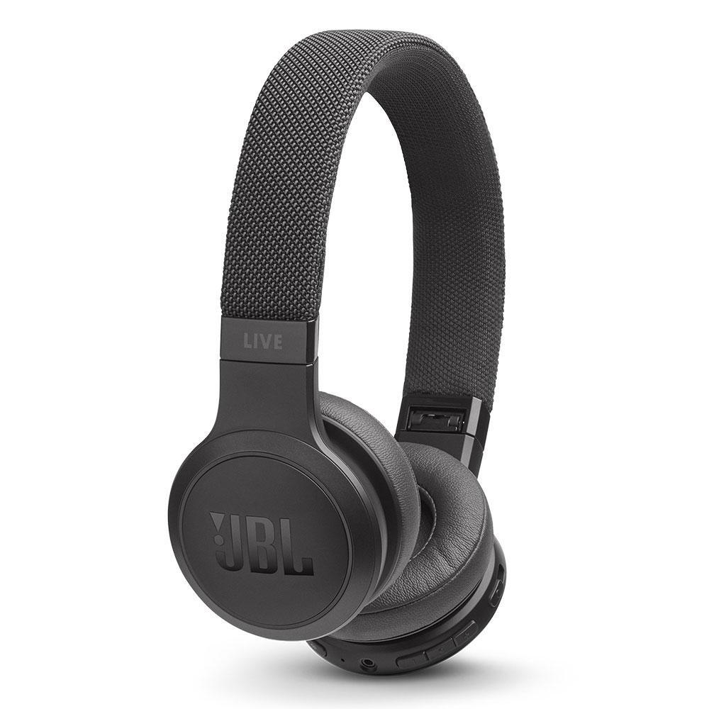 Billede af JBL LIVE 400BT On-Ear Hovedtelefoner - Sort