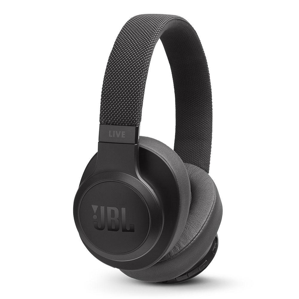 Billede af JBL Live 500BT Over-Ear Hovedtelefoner - Sort