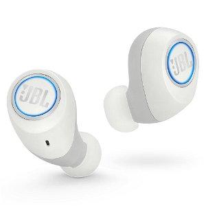 JBL Free Truly Wireless Trådløse Øretelefoner - White