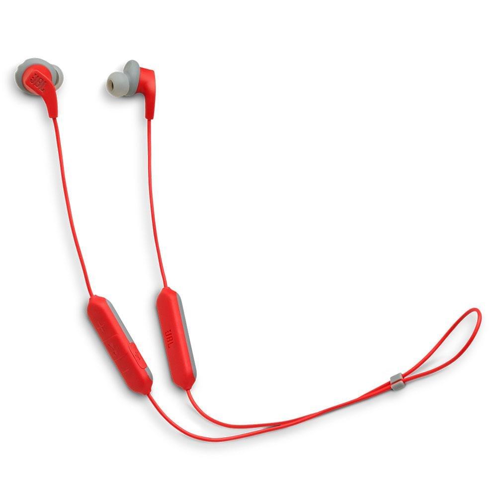 Billede af JBL EnduranceRUN - Bluetooth Sport Headset - In-Ear - Rød