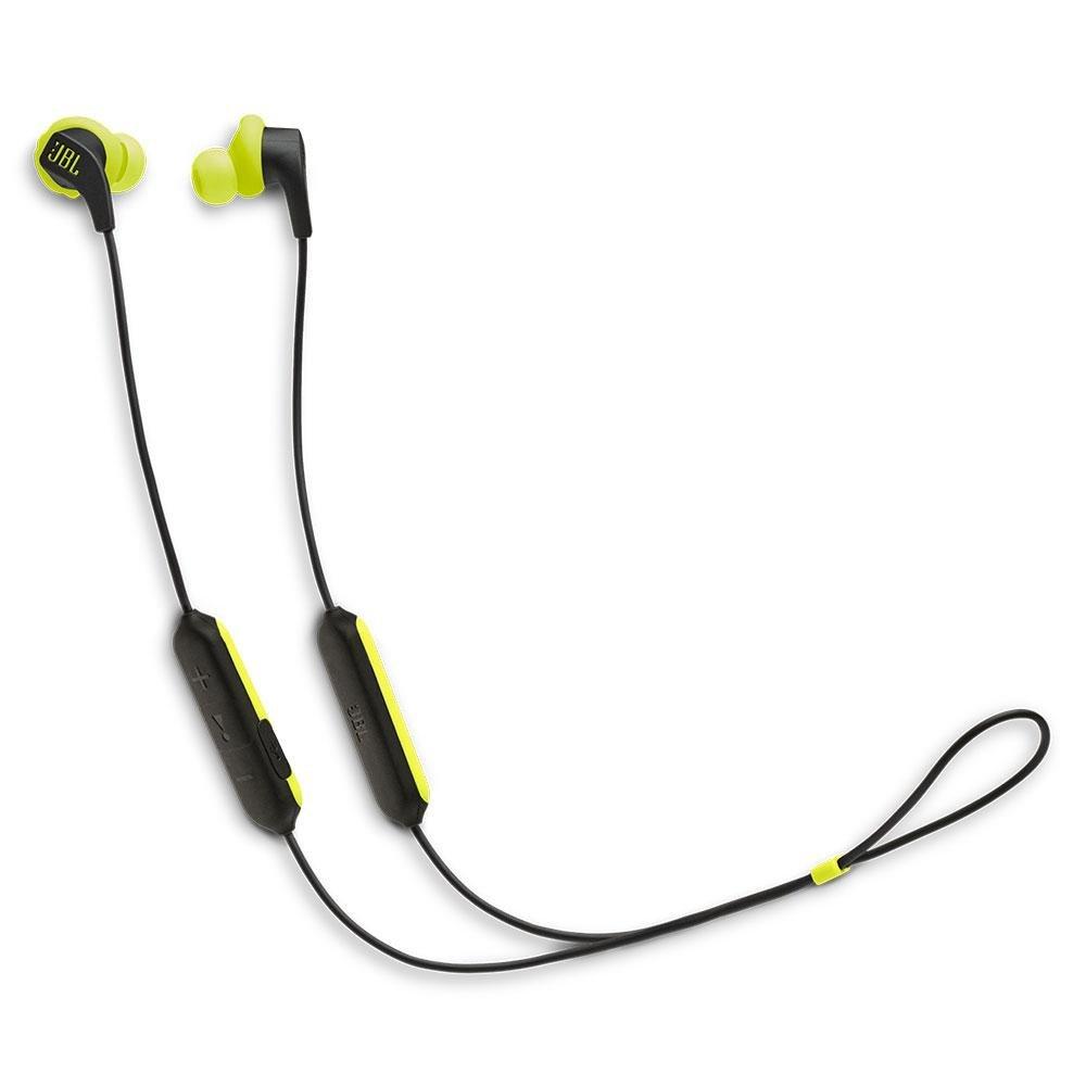 Billede af JBL EnduranceRUN - Bluetooth Sport Headset - In-Ear - Sort / Grøn
