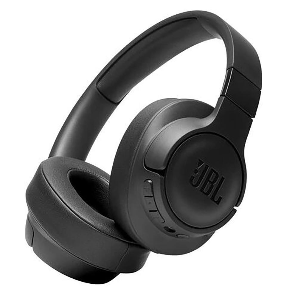 Billede af JBL Tune 750BT - Bluetooth Over-Ear Hovedtelefoner m. Noise Cancelling - Sort