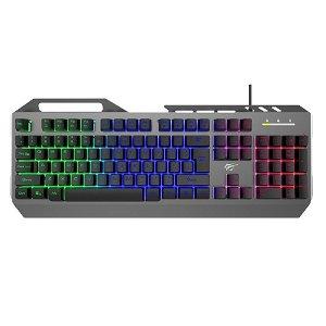 Havit Gaming Tastatur m. Multi Bagbelysning (Entry Level Gaming)
