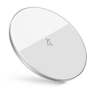 Baseus Simple Trådløs Oplader 15W - Hvid