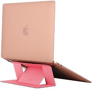 MOFT Laptop Stand til Bord - Pink