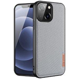 iPhone 13 Dux Ducis FINO Series Hybrid Bagside Cover - Grå