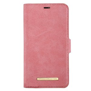 iPhone 12 Pro Max GEAR Onsala Collection Wallet Læder Cover m. Pung - Dusty Pink