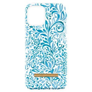 iPhone 13 GEAR ONSALA Fashion Collection Cover - Magnetisk - Flow Ornament