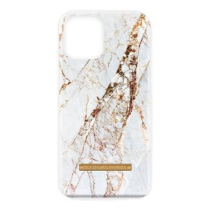 iPhone 13 Pro GEAR ONSALA Fashion Collection Cover - Magnetisk - White Rhino Marble