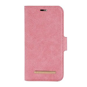 GEAR iPhone 13 Mini ONSALA Fashion Collection Wallet Flip Cover m. Magnet - Dusty Pink