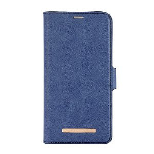 GEAR iPhone 13 Pro Max ONSALA Fashion Collection Wallet Flip Cover m. Magnet - Royal Blue