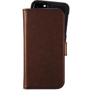 Holdit iPhone 11 Pro Max Wallet Magnet Case - Brun