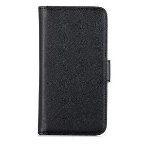 Holdit iPhone 11 Pro Extended Magnet Case Læder Cover m. Pung - Sort
