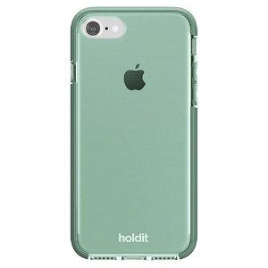 Holdit iPhone SE (2020) / 8 / 7 Seethru Case - Moss Green
