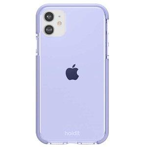 Holdit iPhone 11 Seethru Bagside Cover - Lavender