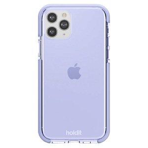 Holdit iPhone 11 Pro Seethru Bagside Cover - Lavender