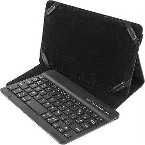 """Deltaco Etui m. Dansk Tastatur Til Android Sort 7-8"""""""