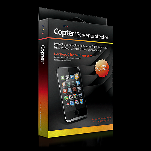 Samsung Galaxy Xcover 2 Copter skærmbeskyttelse