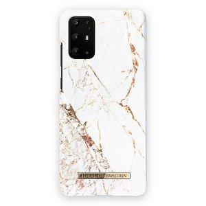 iDeal Of Sweden Samsung Galaxy S20+ (Plus) Fashion Case - Carrara Gold Marble