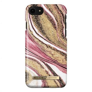iDeal Of Sweden iPhone SE (2020)/8/7/6/6s Fashion Case Cosmic Pink Swirl