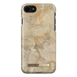 iDeal Of Sweden iPhone SE (2020)/8/7/6/6s Fashion Case Sandstorm Marble
