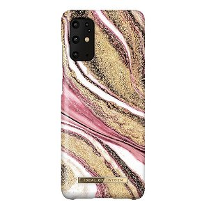 iDeal Of Sweden Samsung Galaxy S20+ (Plus) Fashion Case - Cosmic Pink Swirl